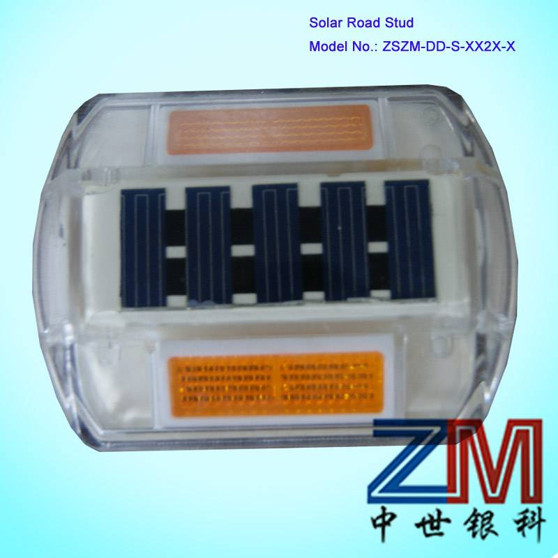 Square Solar LED Road Stud