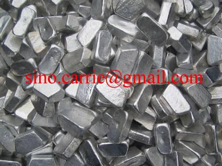 China Magnesium ingots