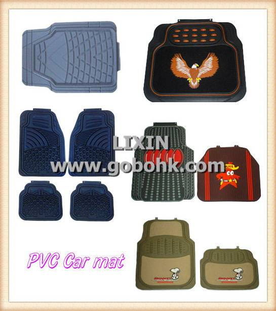 LX-E02 PVC Car Mat Making Machine