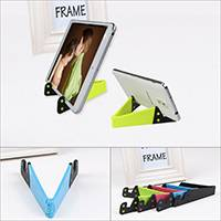 Universal Foldable V-Style Desk Stand Holder