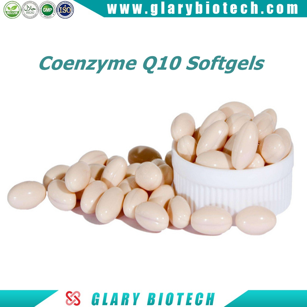 Coenzyme Q10 Sofgel