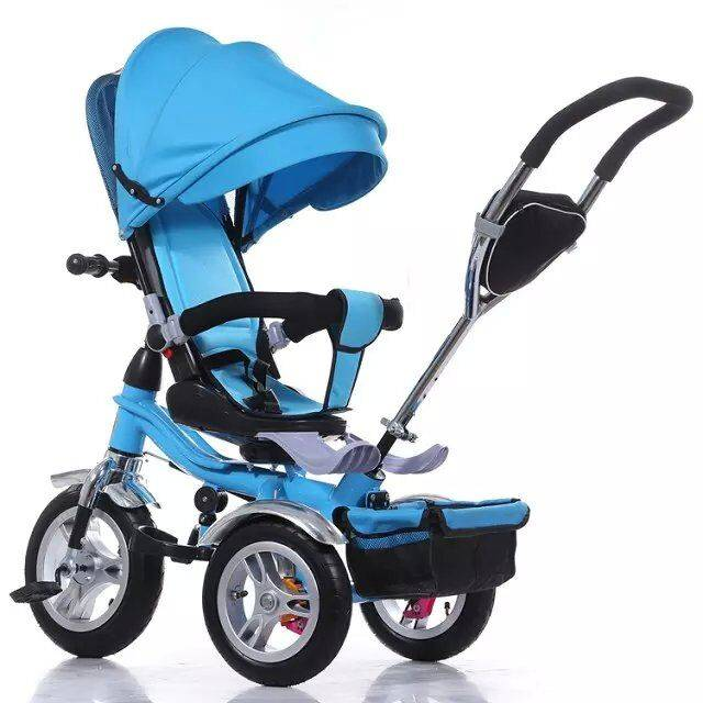 baby stroller/3 wheel stroller  4 in 1 tricycle for 2 to 5 years old with parent handle  Qiangjiu Bi