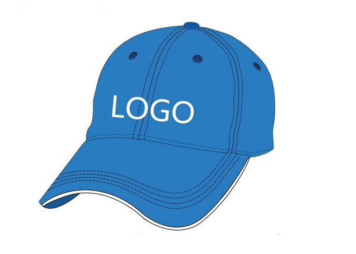 Customized embroidery baseball cap print cap logo