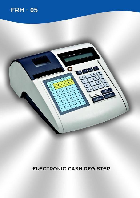 Fiscal Cash Register FRM05 / TRIELA