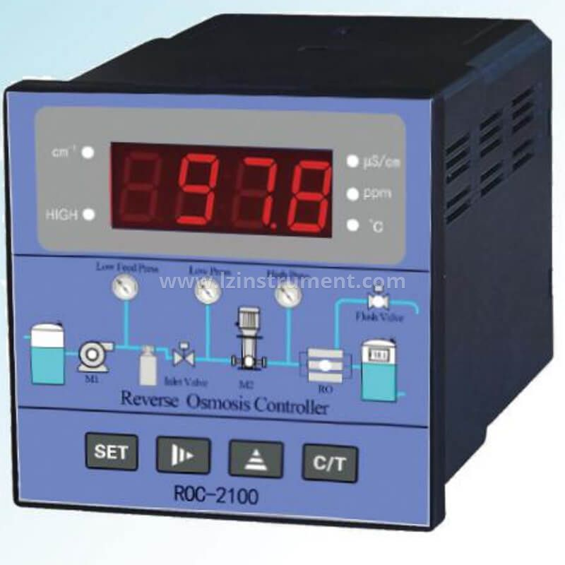 Reverse Osmosis Controller for Water Purification System High Quality Single Pass Single channel