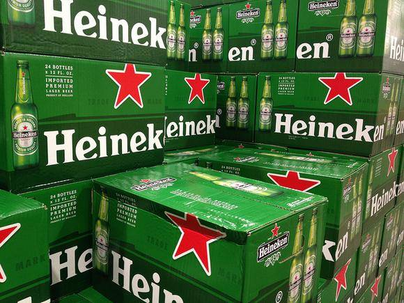 Heineken Beer Dutch Origin