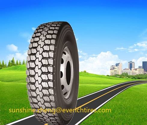 truck tyre, hot-selling tire, tire, famous tyre, Everich Tire