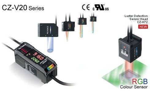 high Powered RGB Digital Fibreoptic Sensor