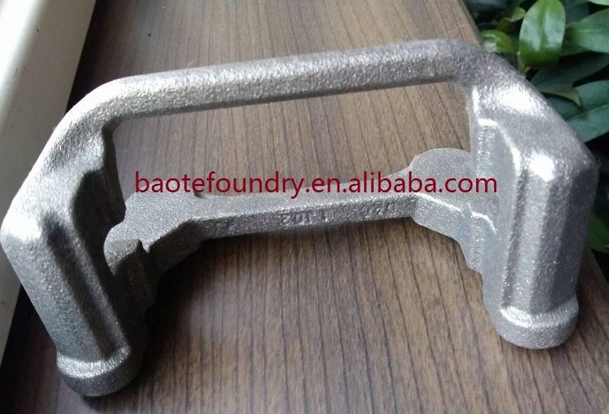 ts16949 ductile iron castings auto parts