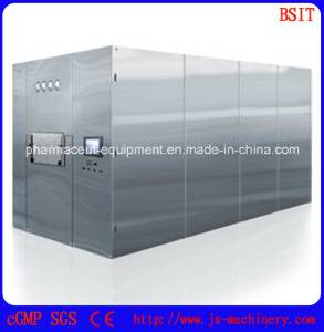 Tunnel Sterilization Oven Machine