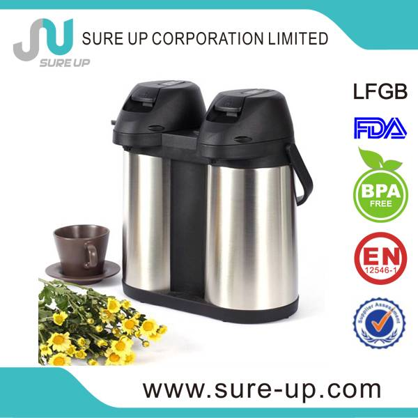 new design double wall stainless steel thermos (ASUF)