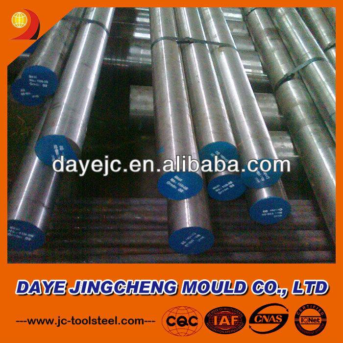 Tool Steel Round Bar DIN 1.2885 Alloy Tool Steel H10A