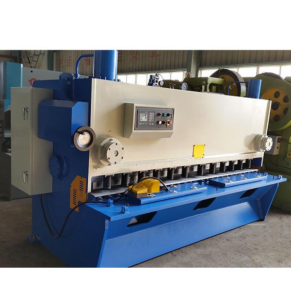 China Supplier of QC11Y Hydraulic Shearing Machine
