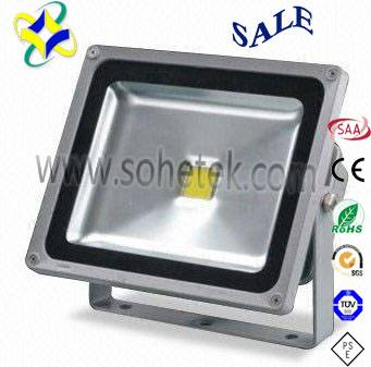Waterproof LED Floodlight with CE RoHS SAA approval