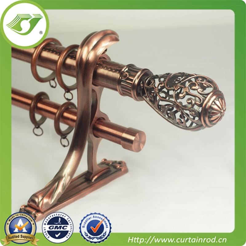 Metal curtain rod/Curtain pole