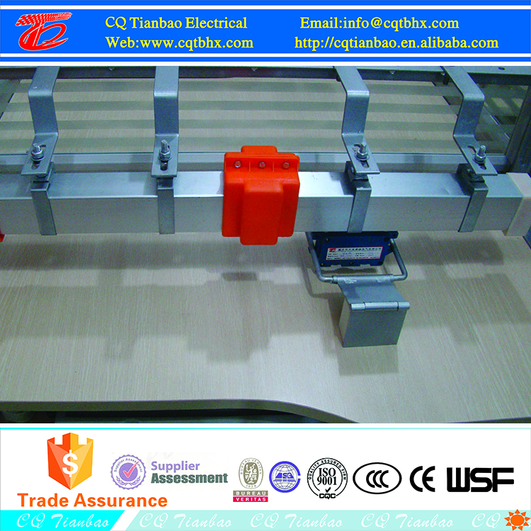Conductor Rail System for Crane/Hoist