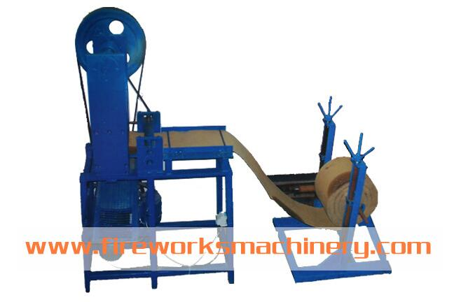Fireworks Paper Board Punching Machine
