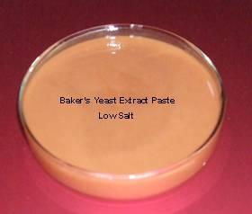 Low Salt Yeast Extract for food seasoning