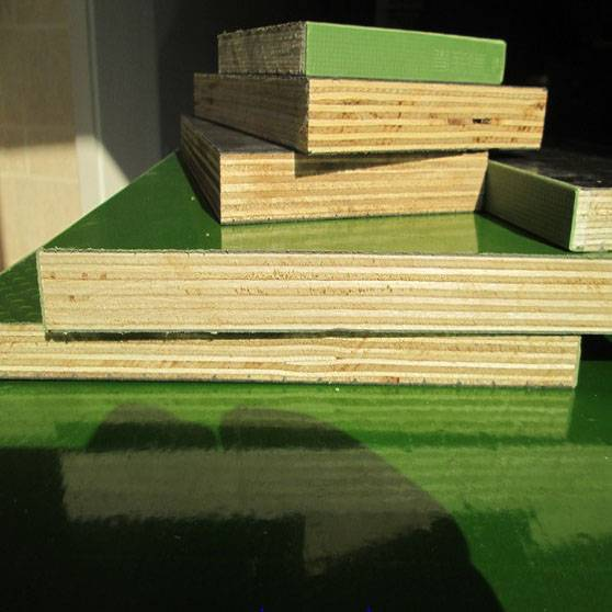 High quality film faced plywood for construction shuttering
