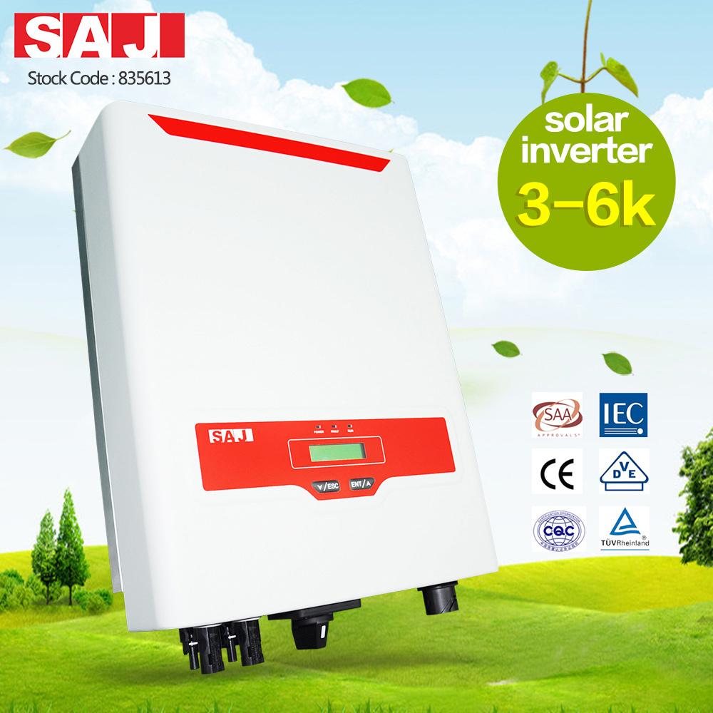 SAJ Convenient Installation 3-6kW Solar Inverter
