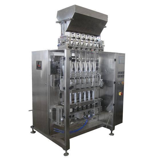 DXDK750 high speed granule multi-lane syick packing machine