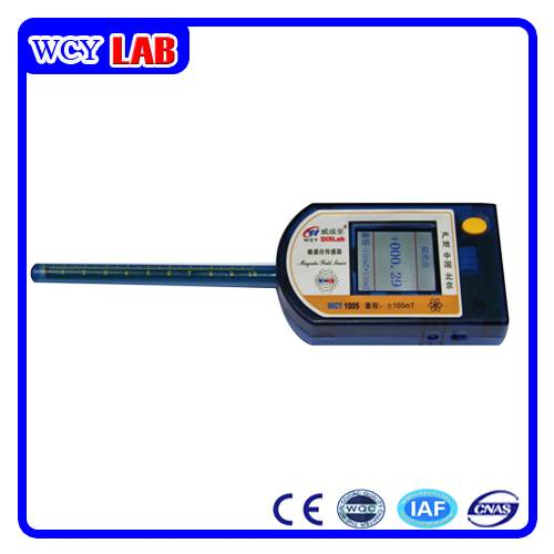 USB Magnetic Field Sensor with LCD Screen
