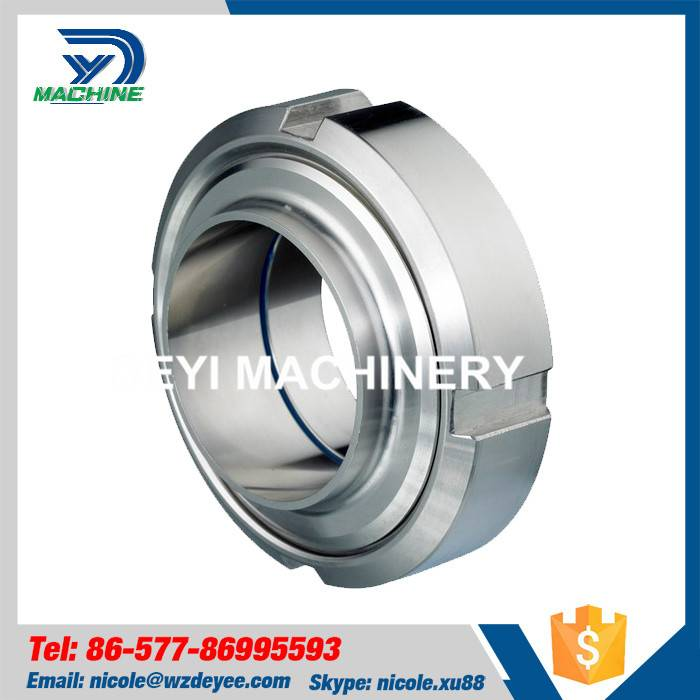 Stainless Steel SS316L Union Hoop