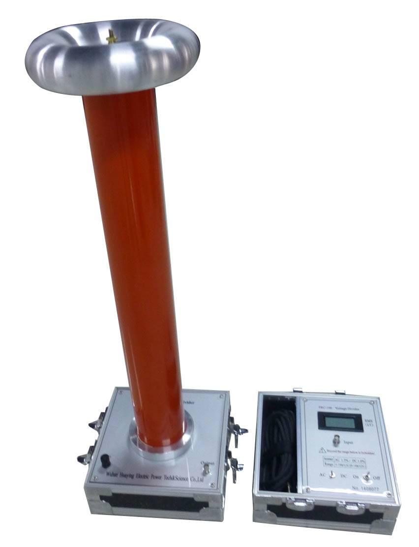 High Voltage Divider FRC