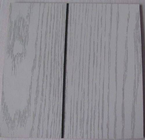 paper overlaid plywood with grooves