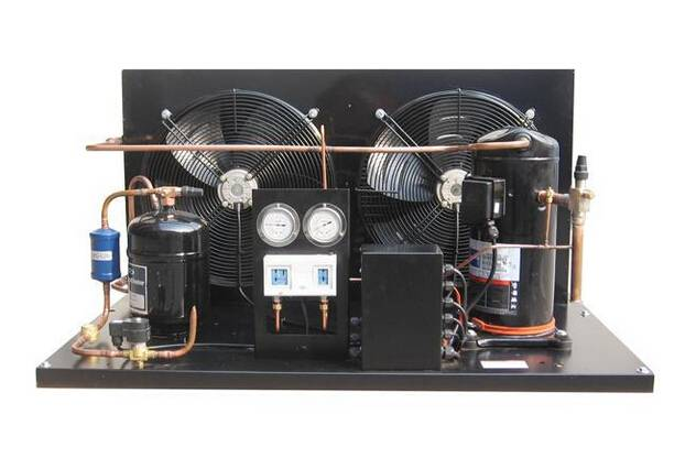 Copeland ZB Series Condensing units