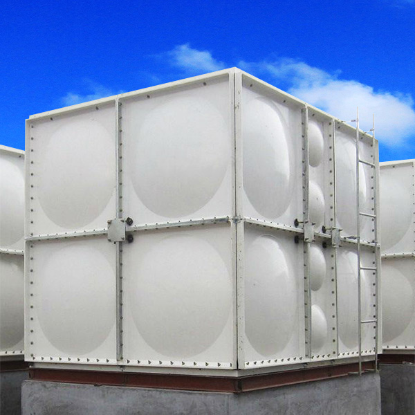 sectional FRP water tank SMC GRP water tank