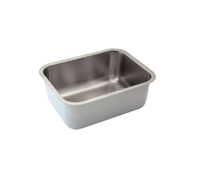 Stainless steel kitchen sink - Rossi Luxurious - RX86