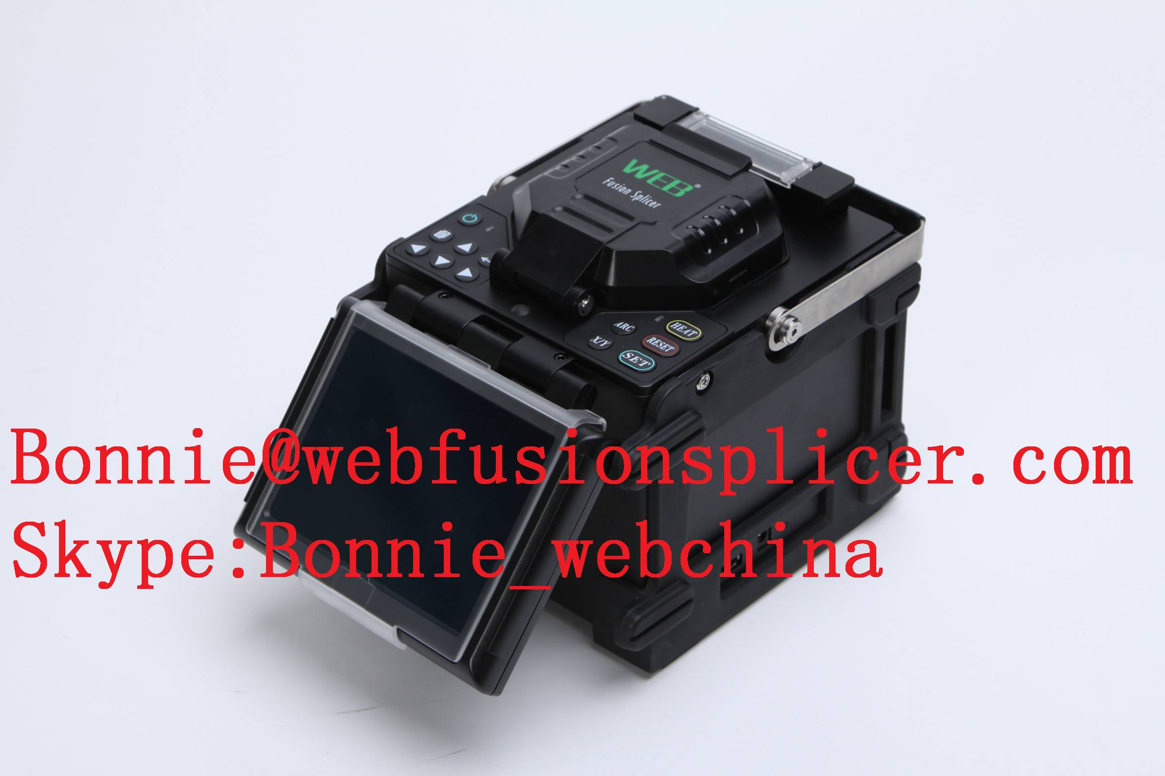 Low Price Of Easy Operating Optical Fiber Optic Fusion Splicer