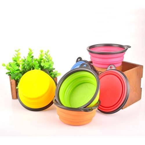 Pet travel bowl-1
