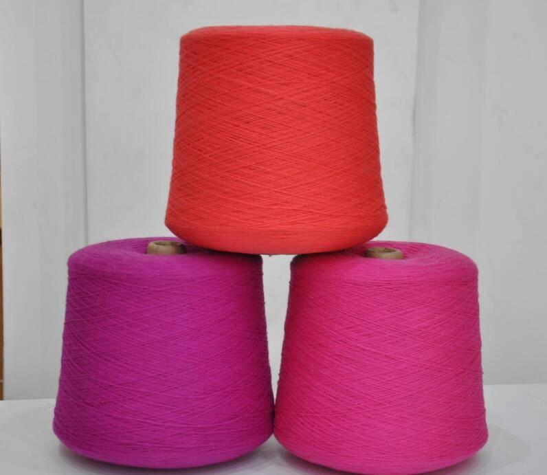 2/28NM 95% Cotton 5%Cashmere Yarn