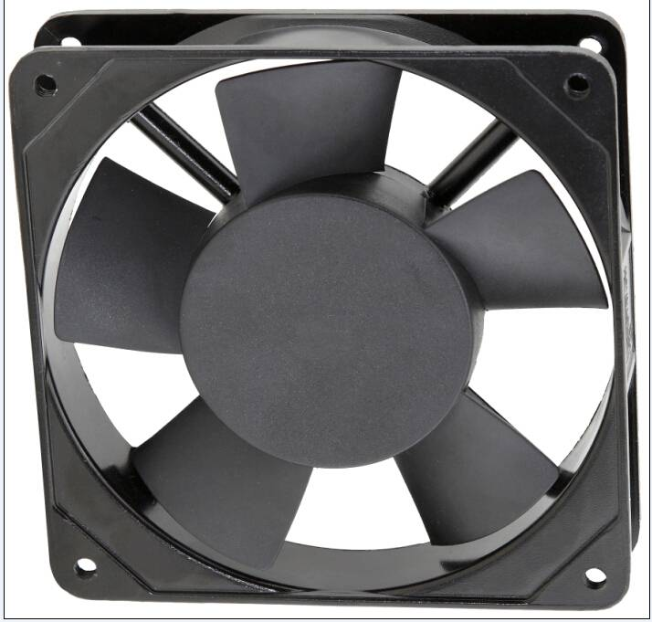 UL CE 1225 120x120x25mm 220v 230 voltage ac conditioner cooling fan