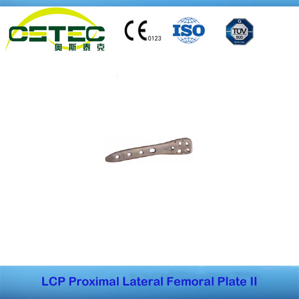 LCP Proximal Lateral Femoral Plate II