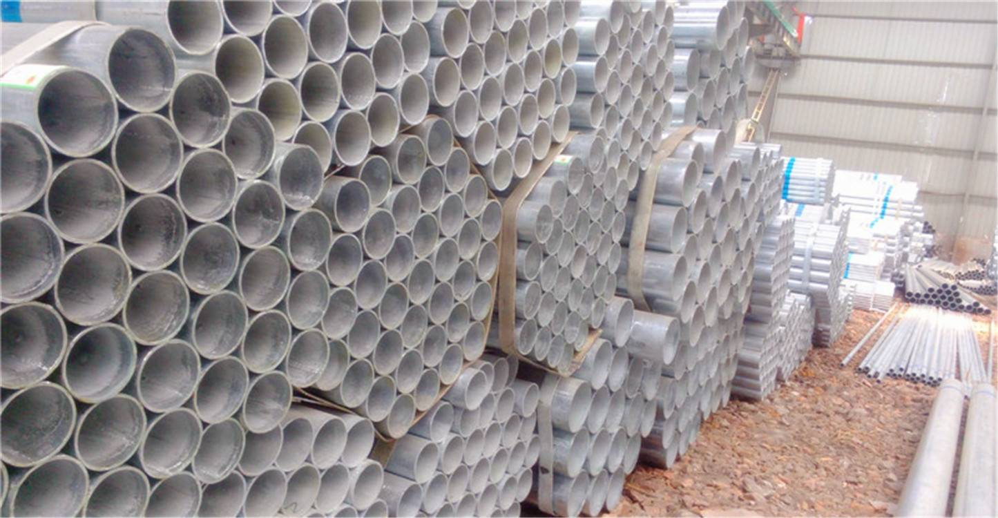 Hot DIP Galvanized Round Steel Pipe (Tube) for Fence Post