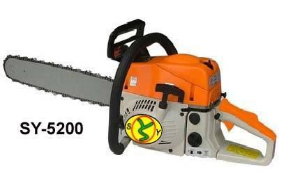 Chainsaw 52cc/China Sinyi Garden Tools
