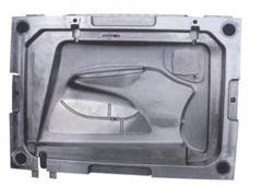high quality Auto  mould  design and manufacturing in Huangyan China