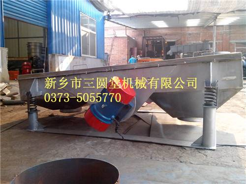 Hot Selling! Linear Vibrating Screen (SYZ)