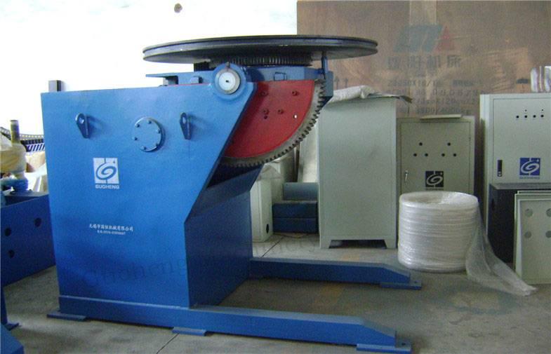 100KG-2,000KG Conventional Welding Positioner
