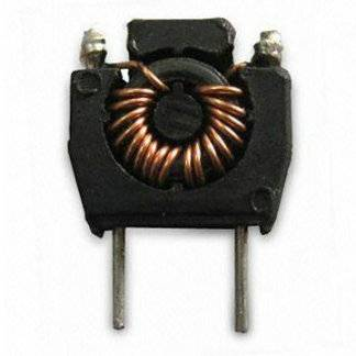 Toroidal Filter Coils with High Frequency and Low Loss, Available in Various Sizes