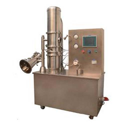 Laboratory Fluid Bed Processor, Fluid Bed Dryer (Mini-DPL)