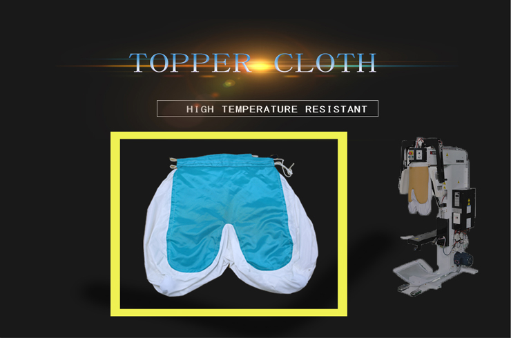 Original high temperature persistent Topper Cloth