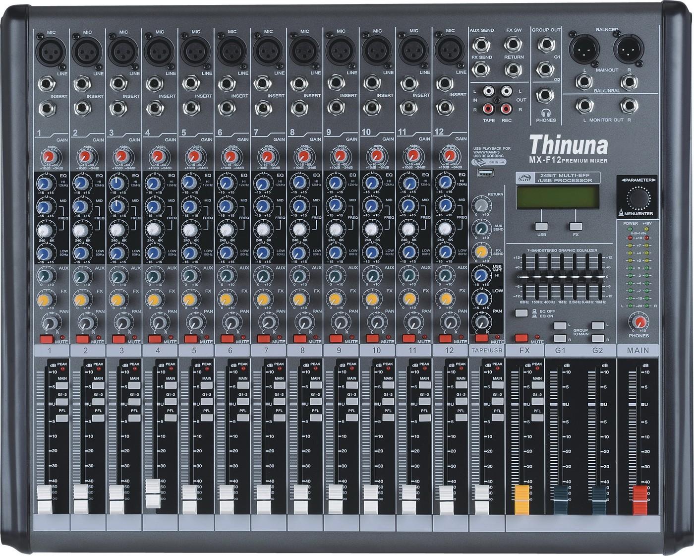 MX-F12 Mixer