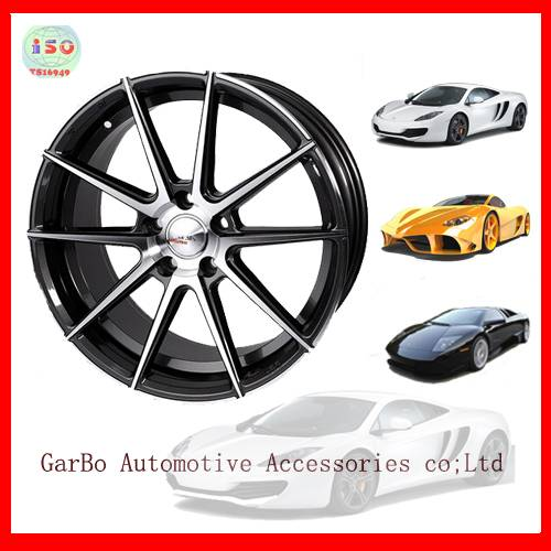 Alloy wheels / rims hub for audi cc/tt volkswagen Magotan mercedes benz C series E series