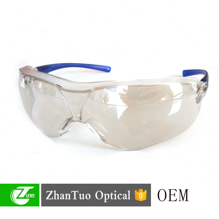 Fashionable safety glasses manufacturers china side shield safety glasses