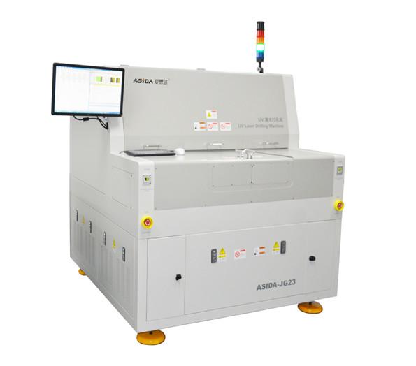 UV Laser Drilling Machine JG23