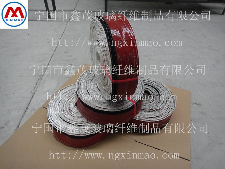 Supply of high temperature inner diameter of 60mm snap-on protective sleeve removable fireproof casi